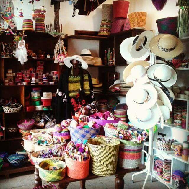 #artesanías Chordeleg #Ecuador