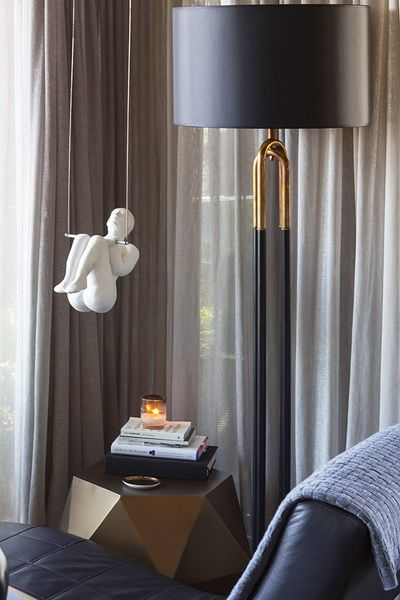 Living room, Elle Decoration Turkey June 2015, photographs by Burak Teoman