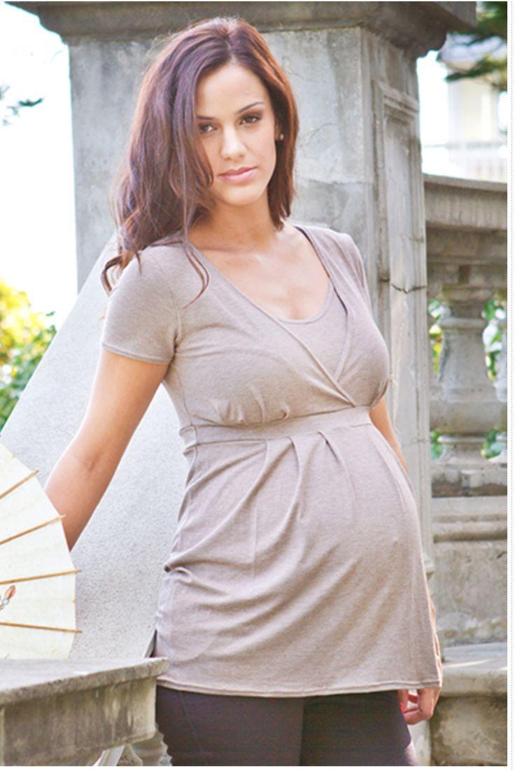 verschillende leuke en makkelijke patronen voor zwangerschap en borstvoeding tops