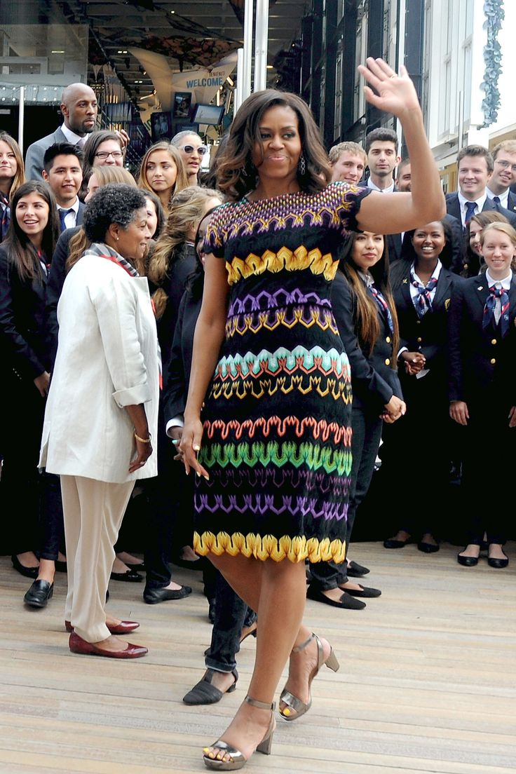 Michelle obama s best looks from her european tour