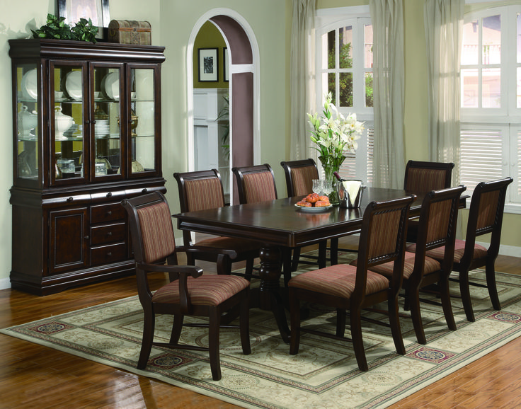 15 Best Dining Room Furniture Images On Pinterest  Dining Room Stunning 9 Pcs Dining Room Set Design Inspiration