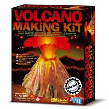 4M KidzLab - Vulkaan experiment