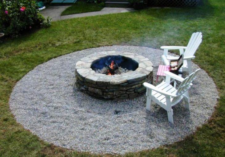 20 Kreative Diy Fire Hole Design Ideen Fur Den Winter In Ihrem Garten Feuerstelle Garten Feuerstellen Bereich Hintergarten