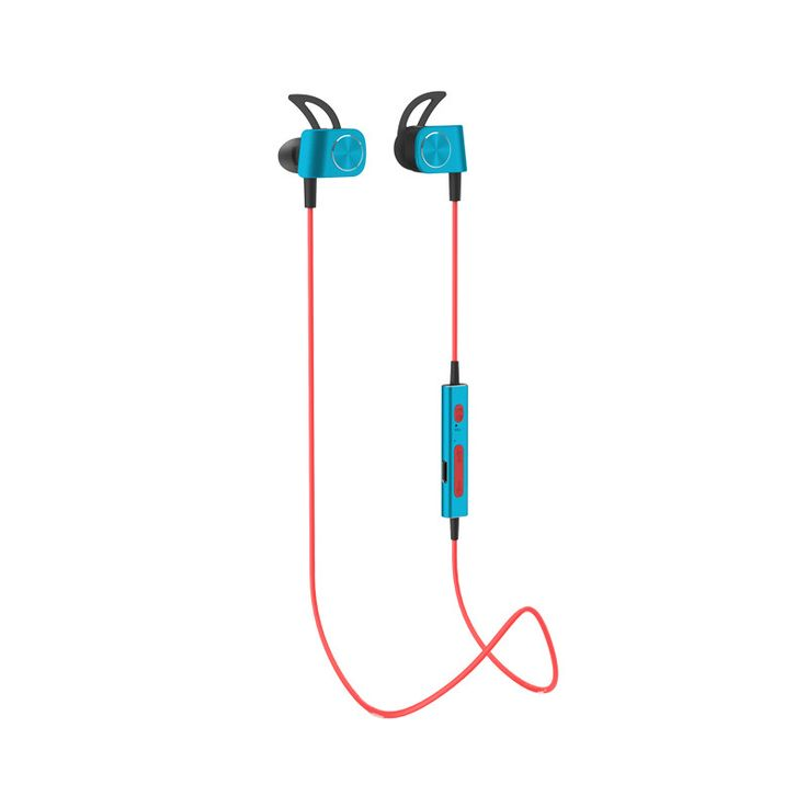 2016 New Handsfree Headsets In Ear Earphone Neckband Headphone without Wire for Mobile Phones