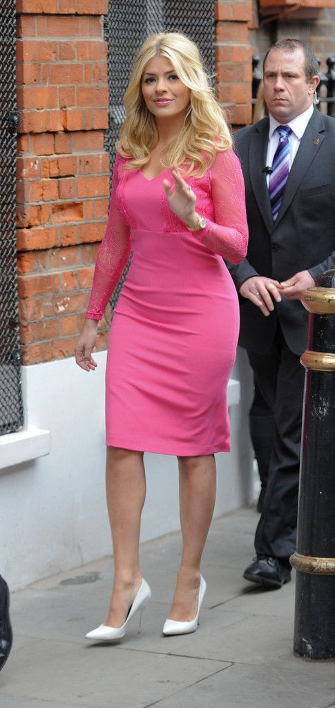 Holly Willoughby my thin-spirational icon