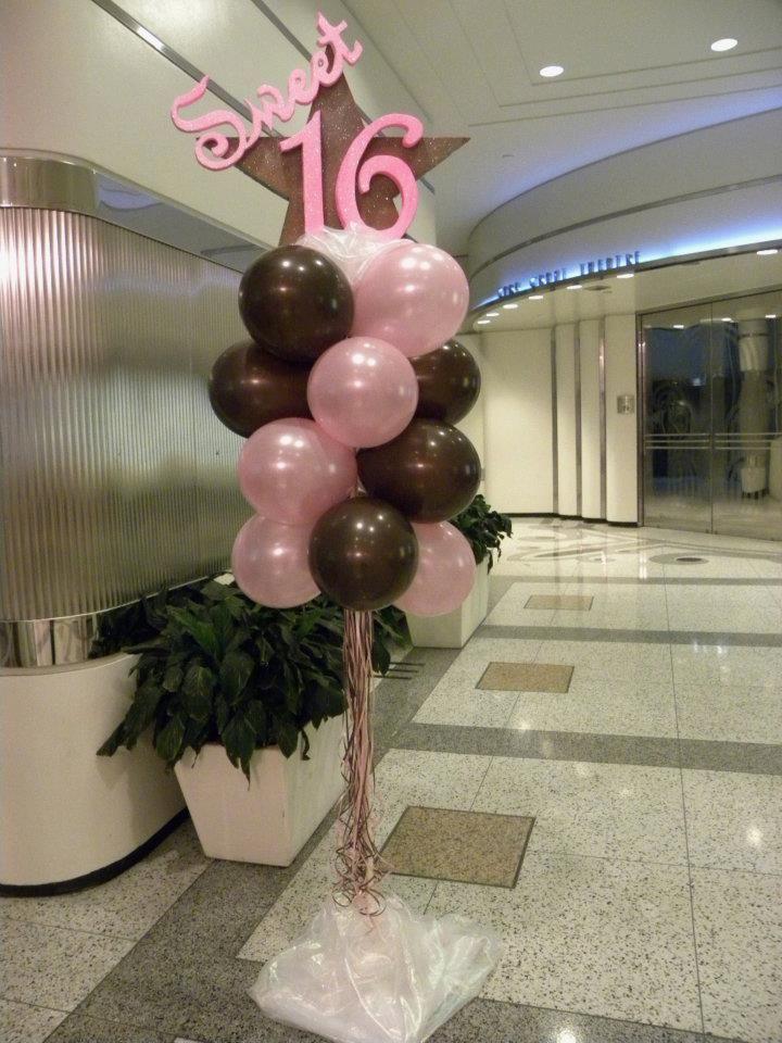 Sweet 16 Party Standard 514 best Balloony
