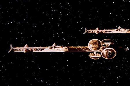 Top 75 spaceships in movies and TV part 5 | Den of Geek