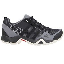 adidas AX 2 Low Grau-Schwarz Herren Wanderschuhe Outdoor Trail Schuhe NEU AX2