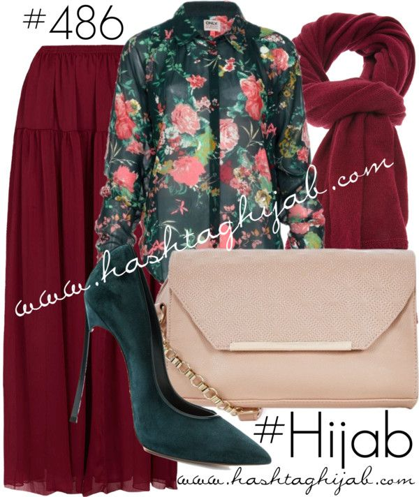 Hashtag Hijab Outfit #486