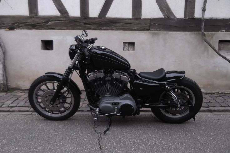 Harley Davidson Xl  Sportster
