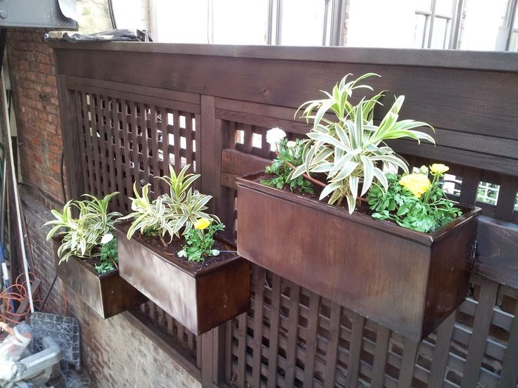 Outdoor Planters Or Garden Planters By New York Plantings   Gardens
