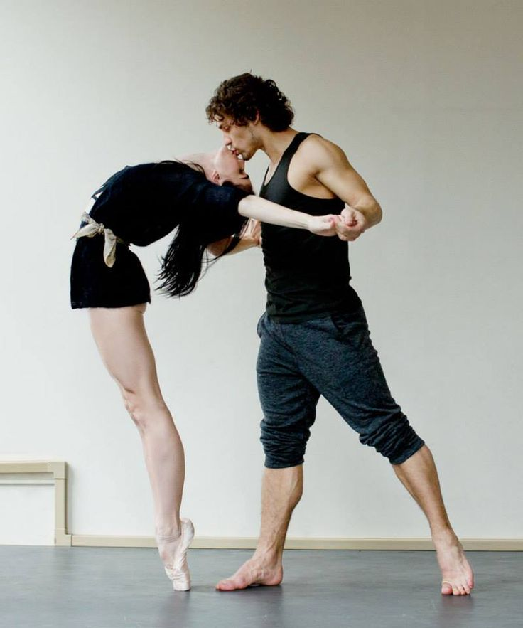 Couple Of Ballet Dancers Isolated On White Stock Photo 240865165 ...