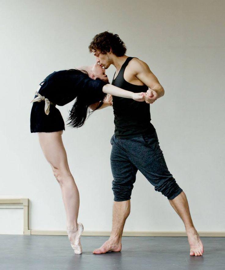 Natalia Osipova and Ivan Vasiliev for Du Jour, June 2013.