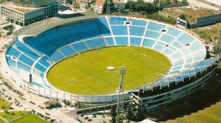 Assim nasceu o Estádio das Antas