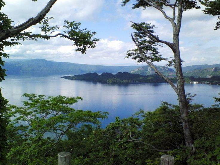 Towada lake - 十和田湖