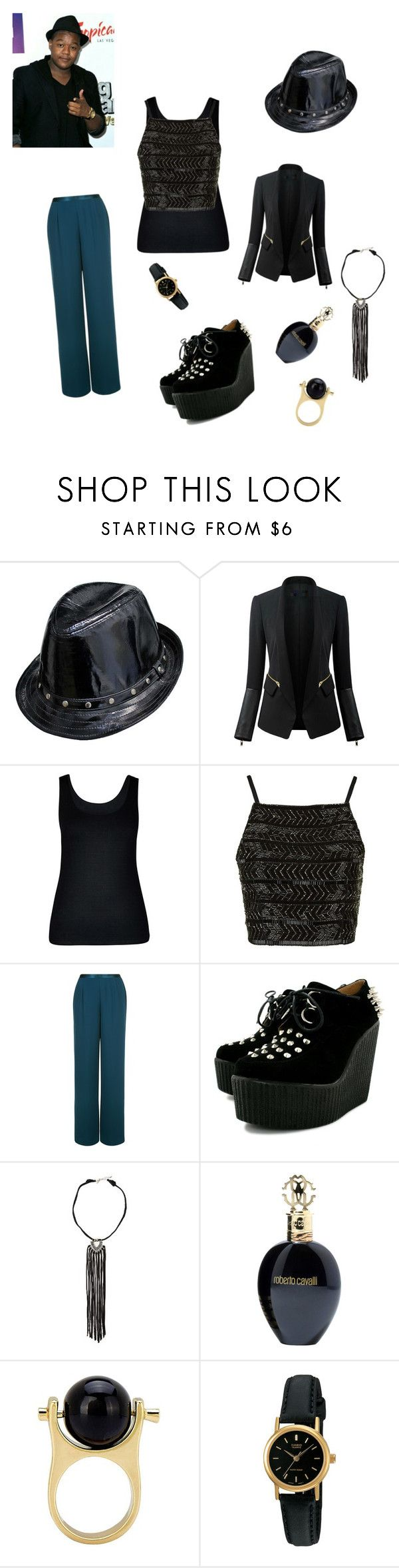 """""""Kyle Massey aka Cory from Cory In The House"""" by mahayla-huff ❤ liked on Polyvore featuring Chicsense, City Chic, Topshop, Jacques Vert, American Eagle Outfitters, Roberto Cavalli, Casio, women's clothing, women and female"""