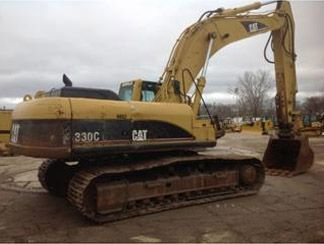 Caterpillar 330CL For Sale in USA | 2005 330CL Track Excavators