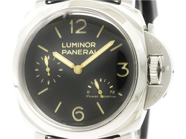 Polished #PANERAI Luminor 1950 3 Days Hand Winding Watch PAM00423 BF304318 Authenticity guaranteed, free shipping worldwide & 14 days return policy. Shop more #preloved brand items at #eLADY: http://global.elady.com