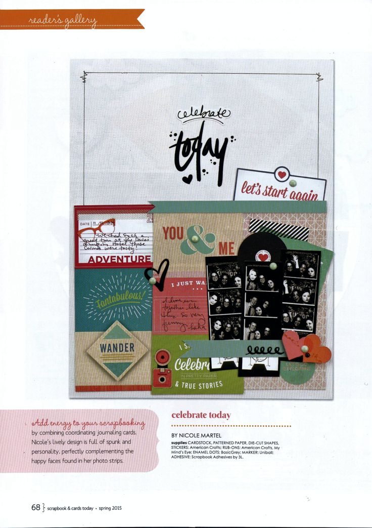 celebrate today_nicole martel_published in March 2015 Scrapbook-1