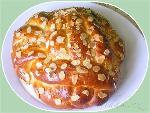 Obrázek z Recept - Mazanec podle Věrky