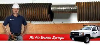 Some of the most important components of your garage door are the garage door springs that give your door the power to open and close. Unfortunately springs are often neglected and they become one of the most likely parts in your garage door to break. A broken garage door spring can often create a number of problems for your garage door, so it is important that you treat it with care and attend to garage door spring repair promptly, should a problem arise.What are garage door springs?