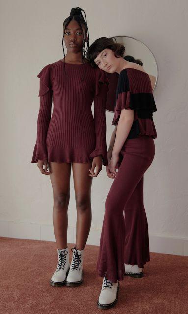 The Darker Horse: Knitwear Designer: Maria Dora F/W 2017