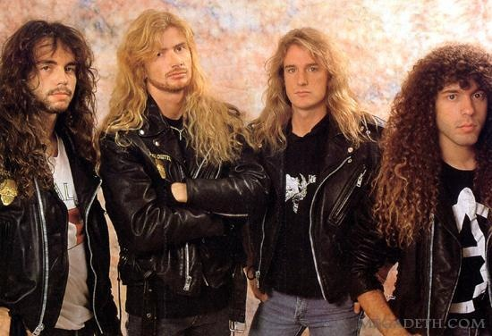 Megadeth's best line up. Hands down.