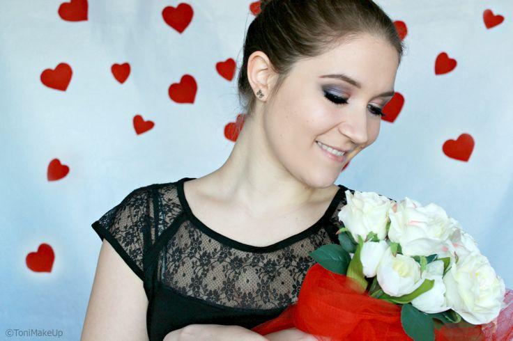 Valentine's day Make up