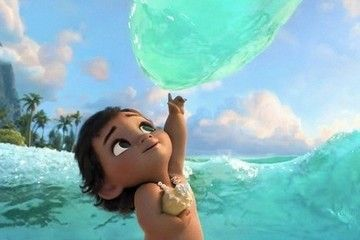 Baby Moana Just Took Cute to a Whole New Level