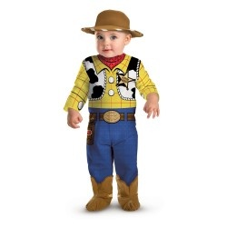 Woody Infant Halloween Costume From Toy Story