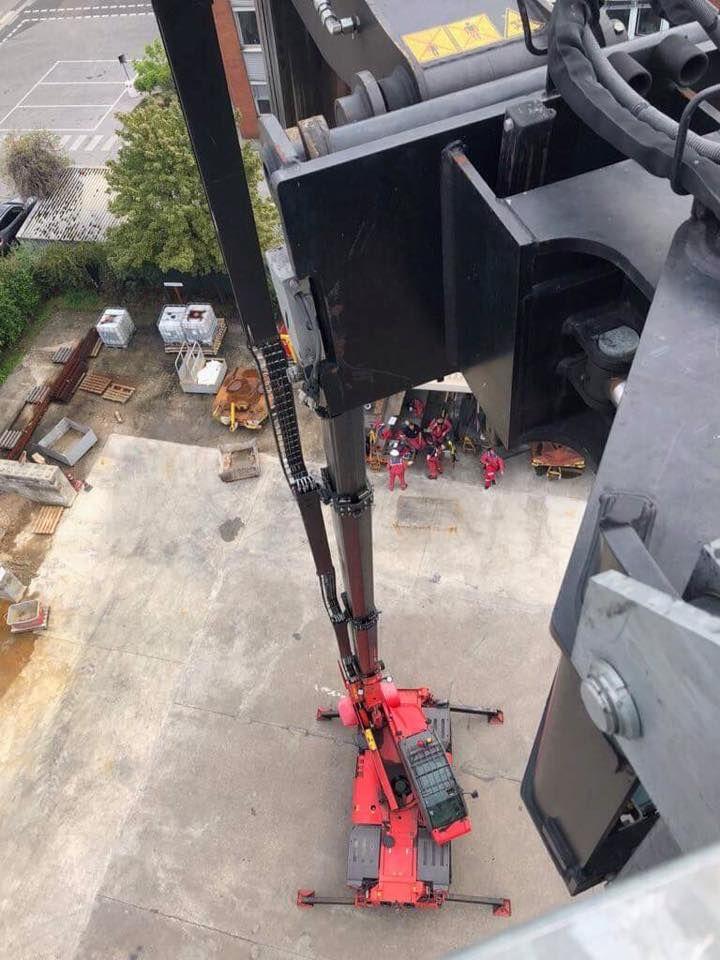 Pfk Inhouse Schulung In Neuss Starre Und Rotor Teleskopstapler Dguv Regel 308 009 V68 Flurforderzeuge Lagertechnik Ladungssicherung Gabelstapler