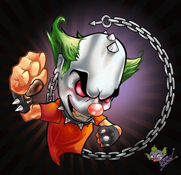 Best 25 Clown Tattoo Ideas On Pinterest: 25+ Best Ideas About Evil Clowns On Pinterest