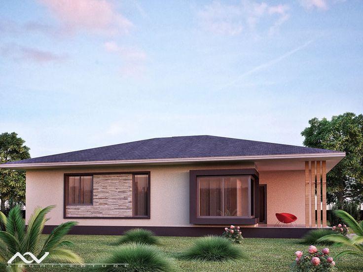 Moradia T2+1 24000€ em madeira e 42000€ se preferir em betão.