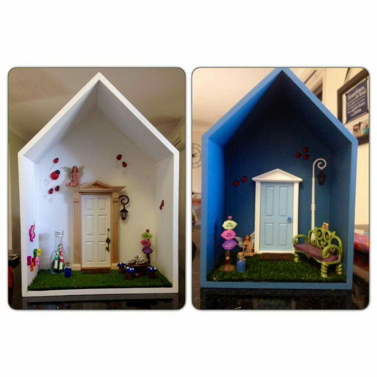 Fairy door kmart hack