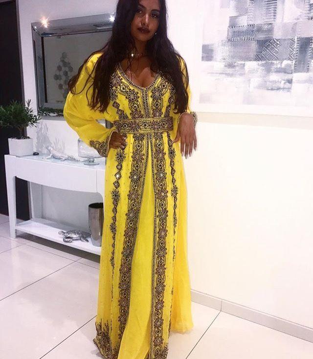 Épinglé par Lyna sur robe tumblr   Robe marocaine,