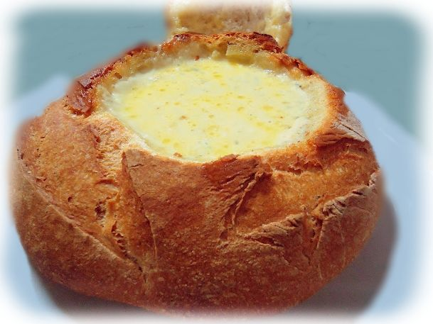 Pan Horneado con Queso - Cocina con los Rolo