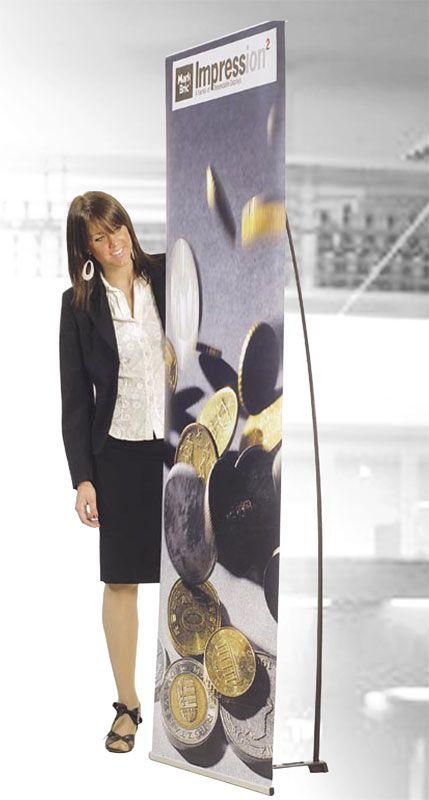 Válassza feszített banner állványunkat, ha a tökéletes reklámfelületet keresi!  http://www.mobildisplay.hu/impression_lbanner.html