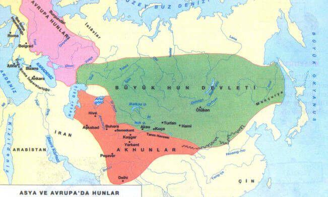 Türklerin ana yurdu (Orta Asya'yı) terk etme sebepleri nelerdir?   Asya,  Ordu, Türkler