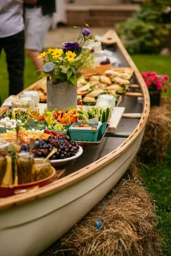 Cool idea for cottage party
