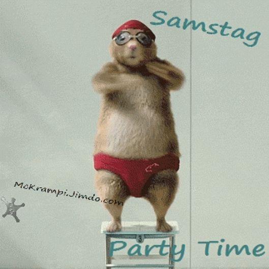 Samstag - McKrampi 100% Free