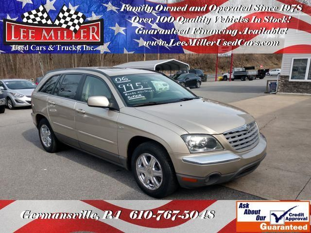 2006 Chrysler Pacifica Touring Sport Wagon 4d Chrysler Pacifica