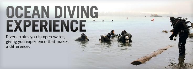 Commercial Diving, Underwater Welding School | Divers Institute