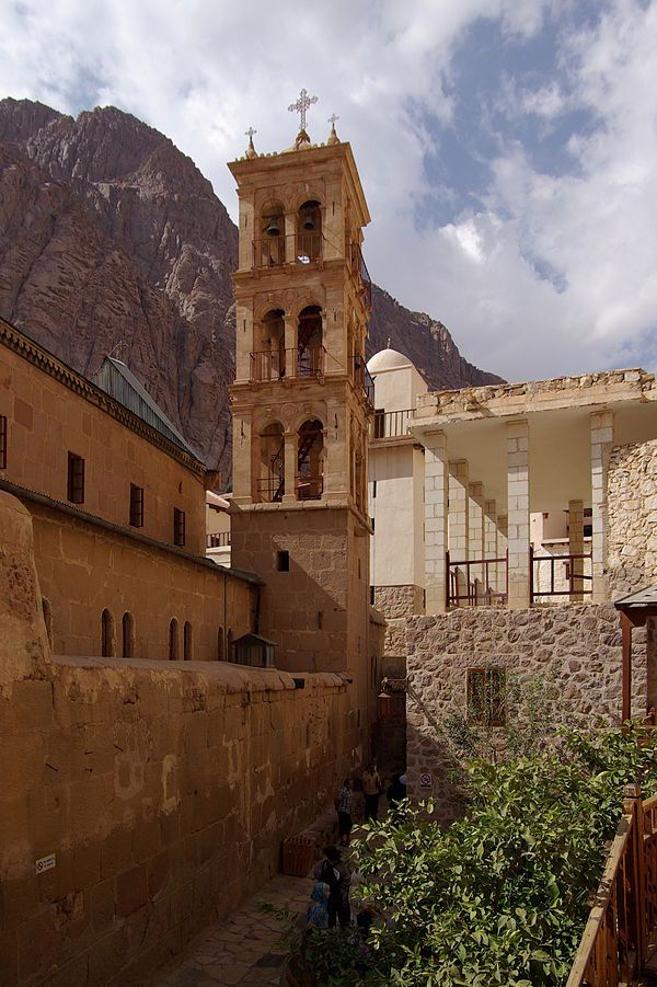 Μονὴ τῆς Ἁγίας Αἰκατερίνης دير سانت كاترين, Egypt
