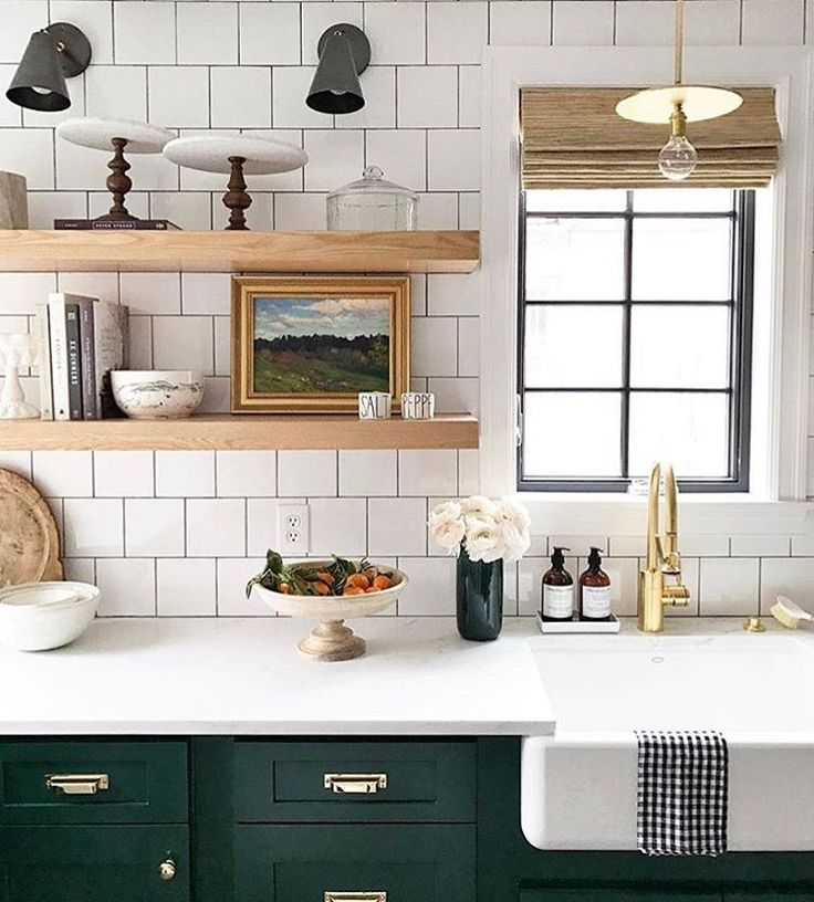 Emerald Kitchen Trends 2017
