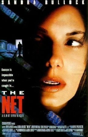 The Net (1995) Sandra Bullock, Jeremy Northam, Dennis Miller. Software allowing Internet access to classified government files makes a computer nerd (Sandra Bullock) the target of a British hacker's (Jeremy Northan) criminal organization.