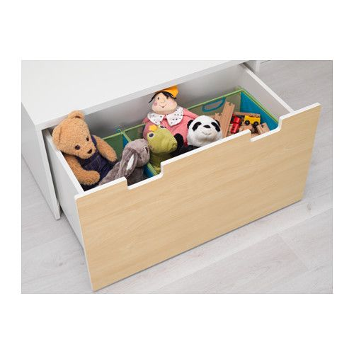 Stuva storage bench white birch ikea stores toys and lego for Ikea locations in va