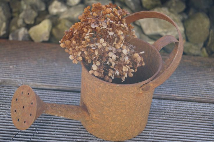 Die besten 17 ideen zu edelrost auf pinterest - Gartendekoration kupfer ...