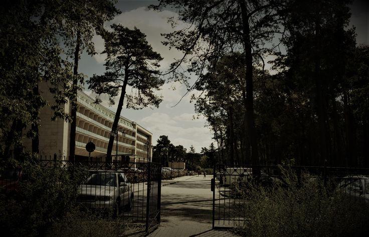 """Wieniec Zdrój - sanatorium """"Jutrzenka"""""""