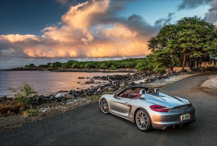 The Porsche Boxster Spyder