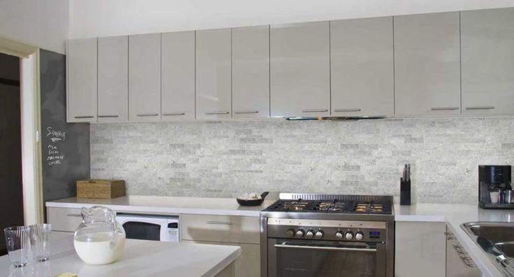 Tiled Splash Back Kitchen Kitchen Tiles Design